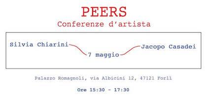 Peers – Conferenze d'artista