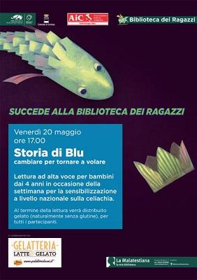 Storia di Blu a Cesena