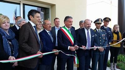 Tecnopolo Cesena inaugurazione