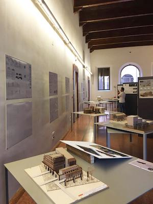 Una immagine della mostra