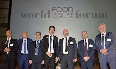 Università di Parma presente all'inaugurazione del World Food Research and Innovation Forum
