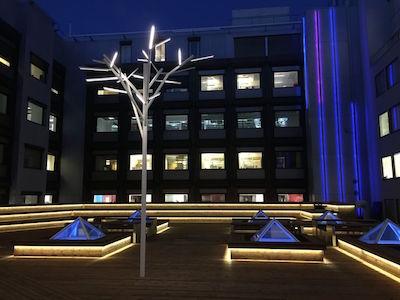 albero luminoso IGuzzini