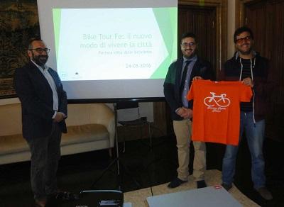 bike tour Ferrara