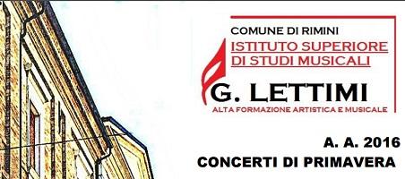 concerti Lettimi