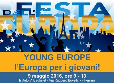 festa dell'Europa - Young Europe