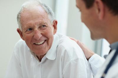 gestione paziente anziano