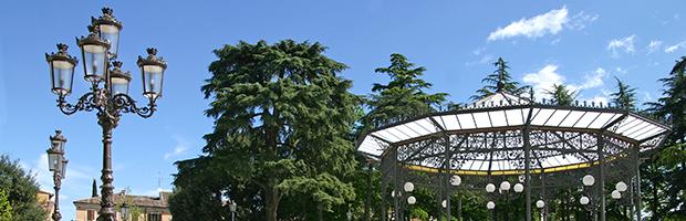 giardini pubblici di Cesena