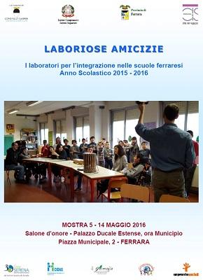 laboriose amicizie a Ferrara