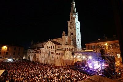 nessun dorma 2016 concerto Carboni piazza grande gremita