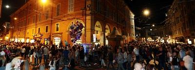 nessun dorma 2016 gente corso Duomo via Emilia