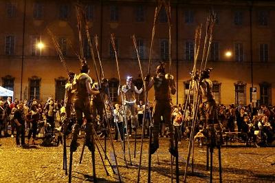 nessun dorma 2016 trampolieri teatro dei venti in largo SantAgostino