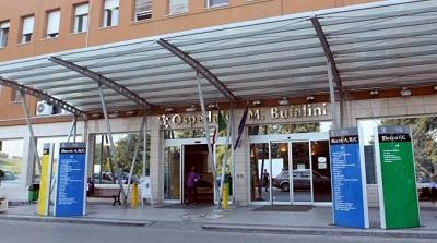 Cesena Ospedale Legionella