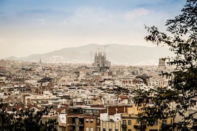 panorama la cattedrale