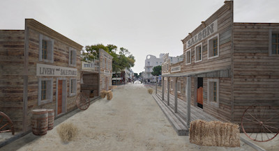 villaggio Western