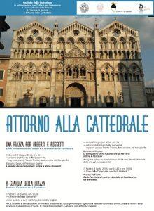Attorno alla cattedrale - Ferrara