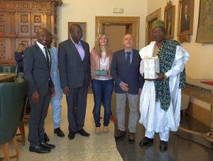 Delegazione Camerun-10giu2016_3
