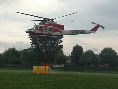 Foto elicottero