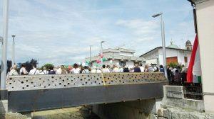 Inagurazione ponte Gambettola  2