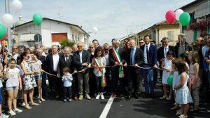 Inaugurazione Ponte Gambettola 1