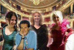 THE SHOW i tre soprani