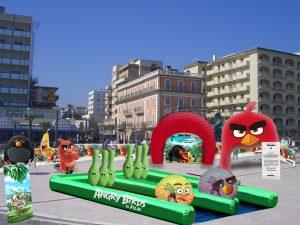 Villaggio Angry Birds