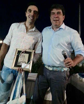 omaggio al campione paralimpico Alessandro Fantini