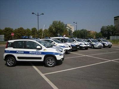 polizia municipale di modena