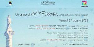 un anno di  #My Ferrara