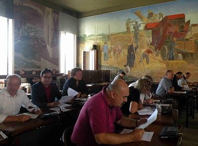 Consiglio Provinciale di Parma 18 luglio2016