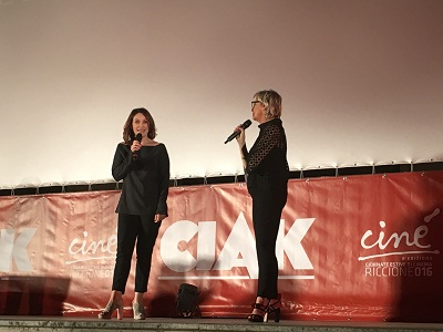 Elena Sofia Ricci e Piera Detassis