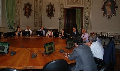 Incontro in municipio a Parma su raccolta differenziata