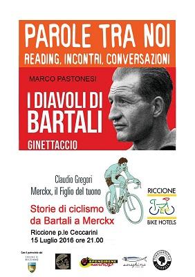 'Storie di ciclismo da Bartali a Merckx'