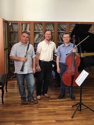 Paolo Fantini, Paolo Wolfango Cremonte, Marco Ferretti_docenti Lettimi_(Re)PresentingMusic