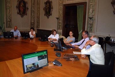Parma-raccolta differenziata