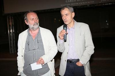 Piazze di Cinema 14 luglio_David Grieco 3, Credit Pippofoto