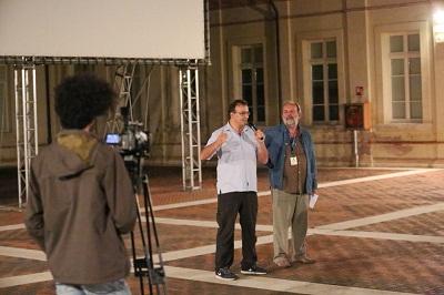 Piazze di Cinema 16 luglio_Fabio Bonifacci, Credit Pippofoto