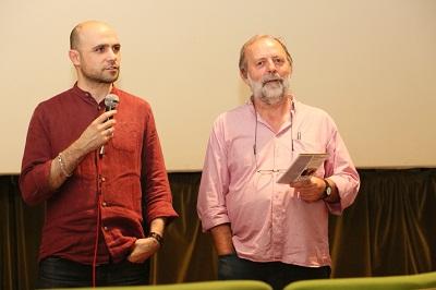 Piazze di Cinema_ 15 luglio Gianclaudio Cappai, Credit Pippofoto