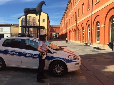 Vigilessa di Modena