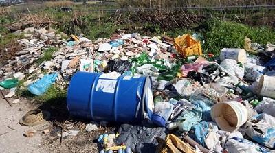 smaltimento illecito di rifiuti