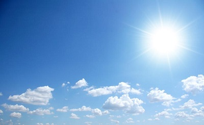 Cielo soleggiato