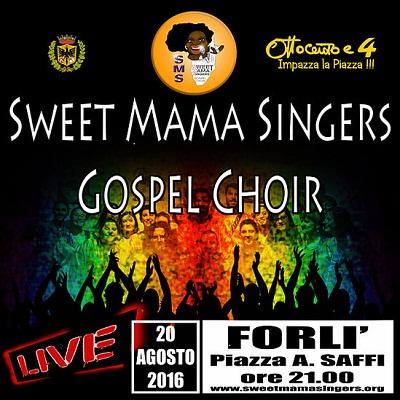 Sweet Mama Singers Gospel Choir a Forlì