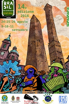 14° Brasil Festival a Bologna