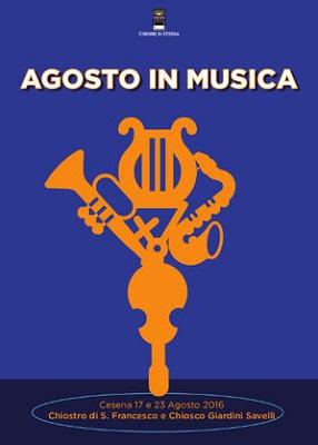 Agosto in Musica Cesena 2016