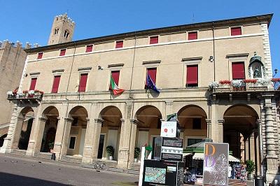 Comune Rimini - Palazzo Garampi