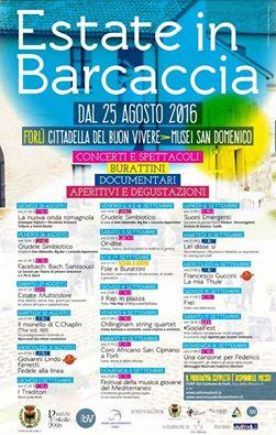 Estate in Barcaccia - Forlì