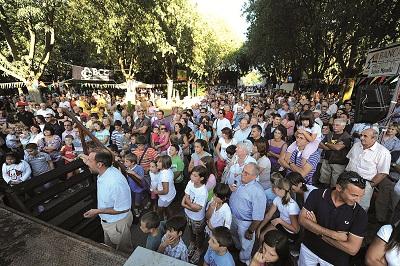 Folla - Festa del conrtadino