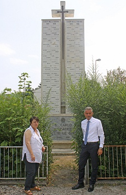 Monumento caduti San Carlo