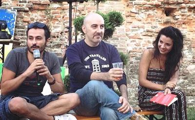 Palmisano, Morozzi ed Eliselle