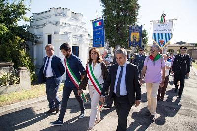 Parma Paci commemorazione Giacomo Ferrari