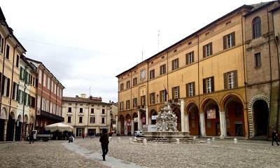 Piazza-del-popolo- Cesena